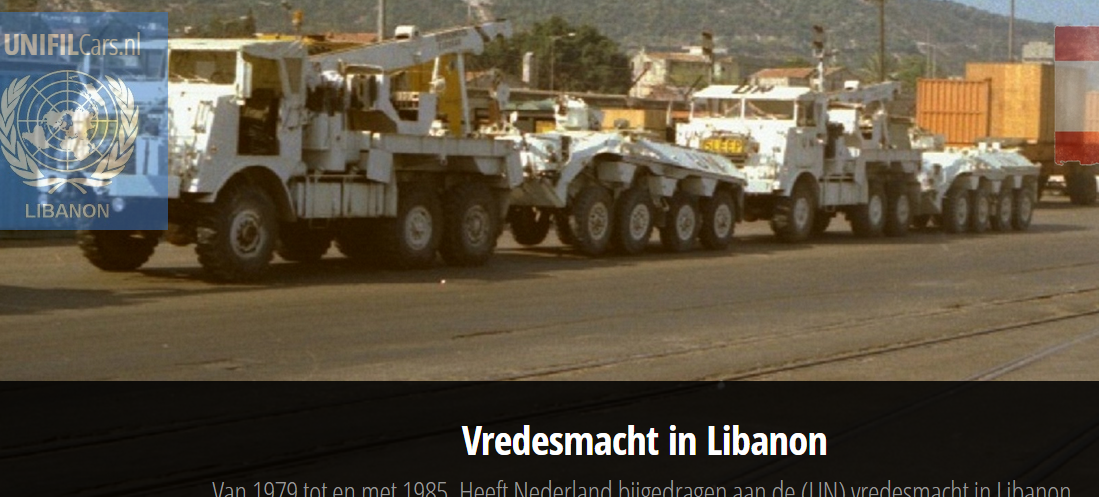 UNIFILCars.nl   It was all UNIFIL had